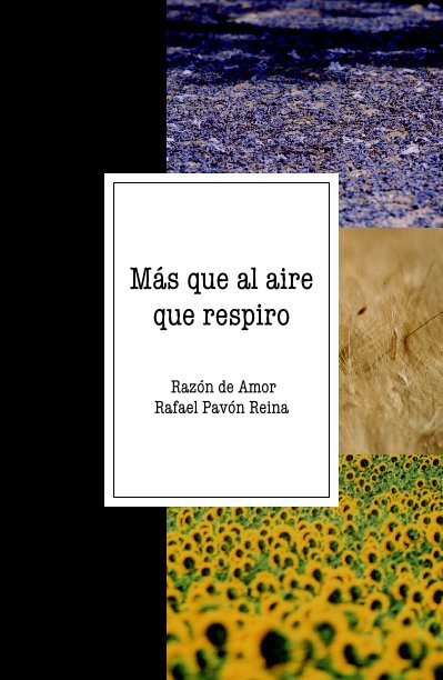 Ver Más que al aire que respiro por Rafael Pavón Reina