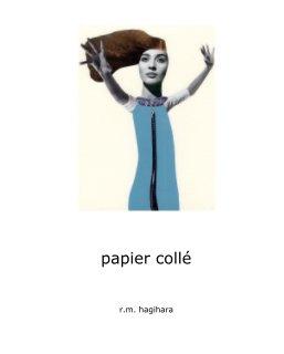 papier collé book cover
