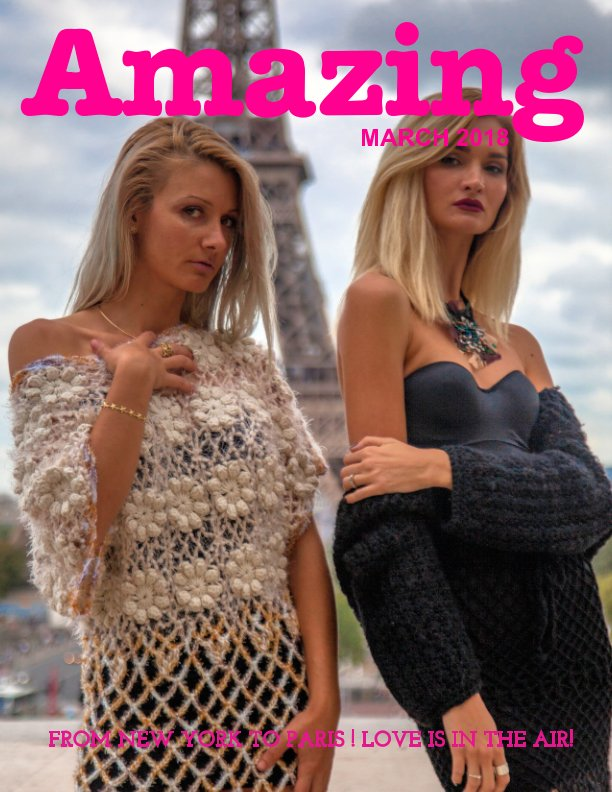View Amazing (March 2018 Issue) by CMG Press