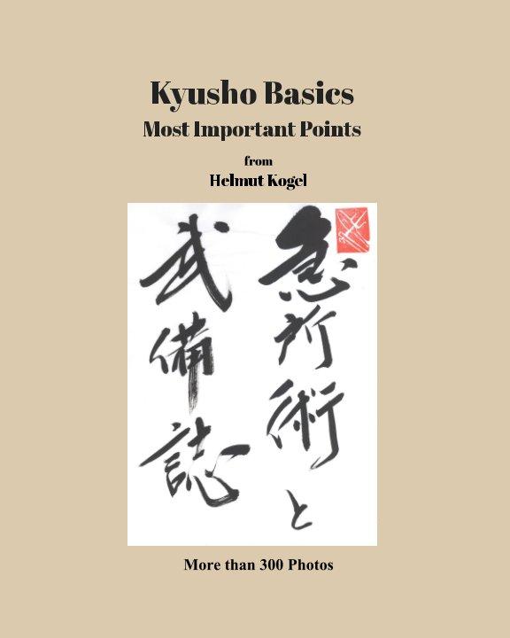 Kyusho Jutsu, 2nd Edition nach Helmut Kogel anzeigen