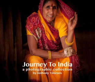 Journey to India book cover
