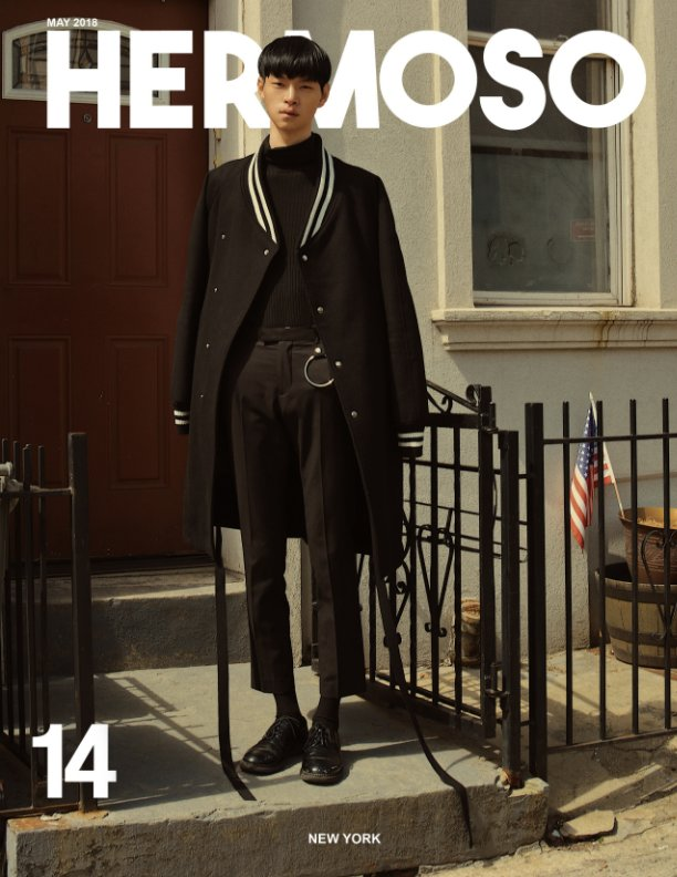View Hermoso Magazine issue 14 by Desnudo Magazine