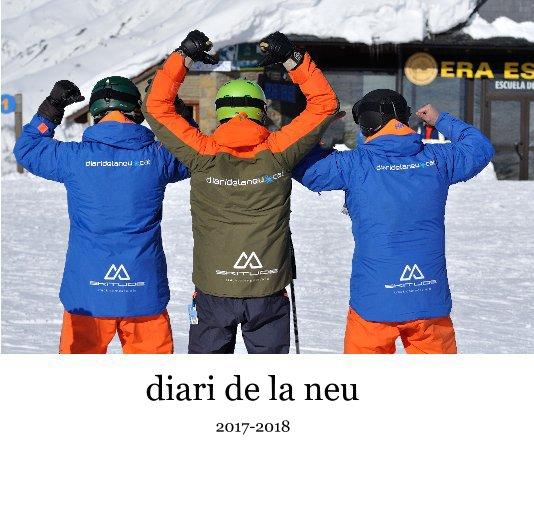 View diari de la neu by Carles Bach