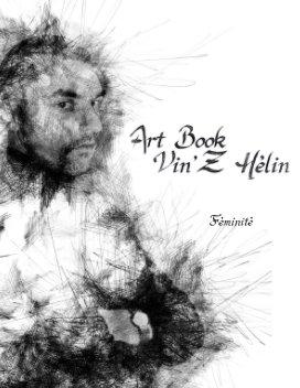 Art Book Vin'Z Hélin book cover