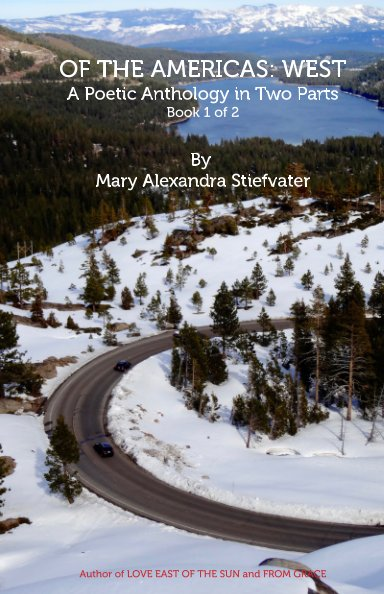 View OF THE AMERICAS: WEST by Mary Alexandra Stiefvater