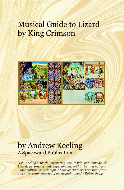 View Musical Guide to Lizard by King Crimson by Andrew Keeling