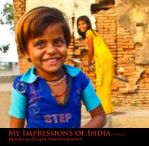 My Impressions of India 7 X 7 Extended Edition book cover