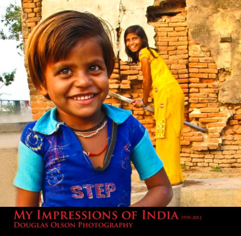 Ver My Impressions of India 7 X 7 Extended Edition por Douglas Olson Photography