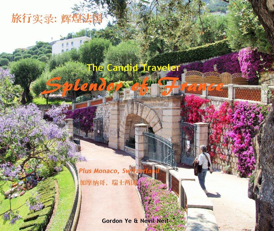 View Splendor of France (bilingual) / 辉煌法国(中、英文) by Gordon Ye & Nevil Neil