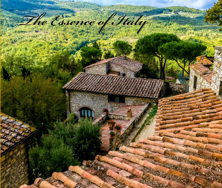 View The Essence of Italy by Steven Petouvis