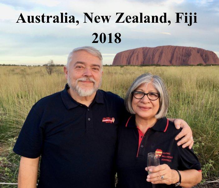 View Australia, New Zealand and Fiji by Raymond Kresha