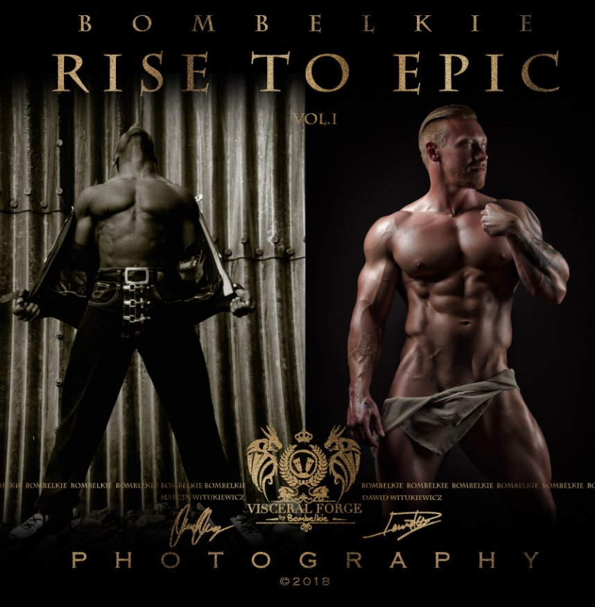 View Rise to Epic (Large Square) by Marcin and  Dawid Witukiewicz