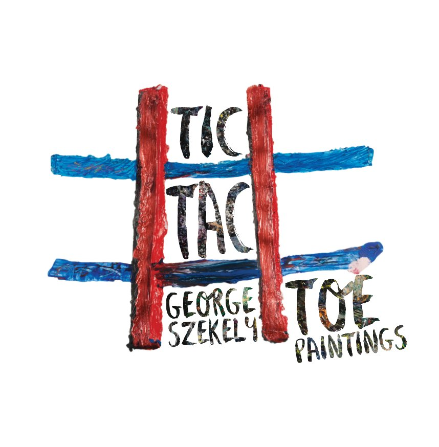 View Tic Tac Toe Paintings by George Szekely