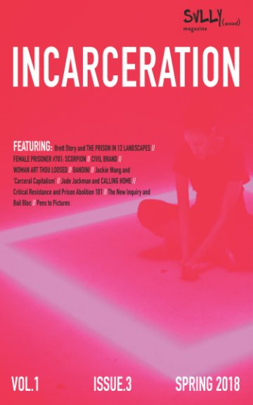 View vol 1. issue.3: INCARCERATION by SVLLY(wood)