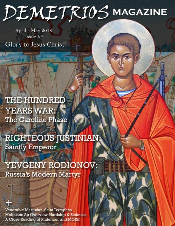 View Demetrios Magazine (April-May 2018) Issue #2 by Demetrios Press