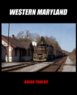 Western Maryland book cover