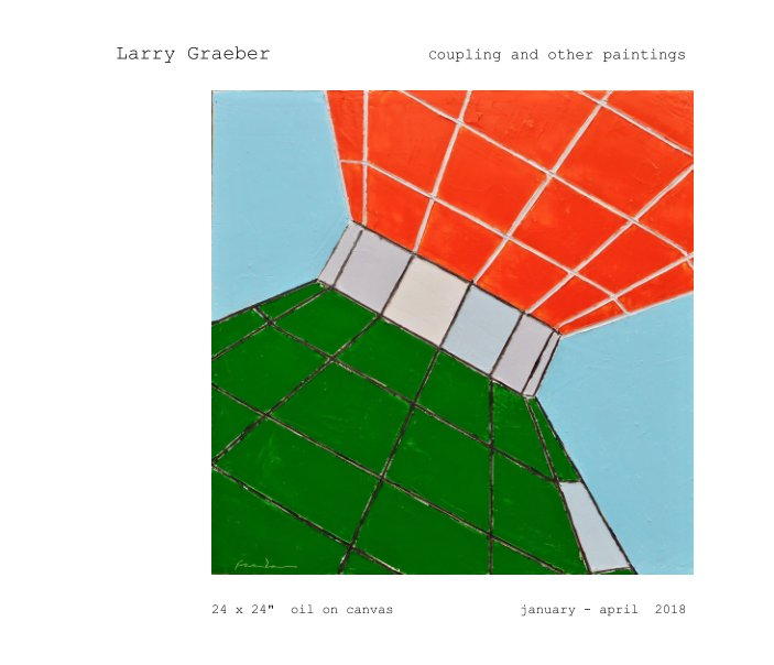 View january - april   2018 by Larry Graeber