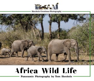 Africa  Wild  Life book cover