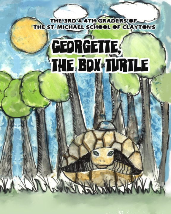 View Georgette, the Box Turtle by St Michael School of Clayton