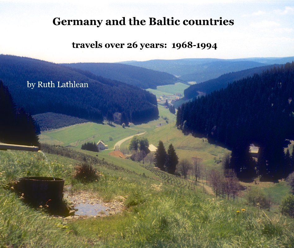 View Germany and the Baltic countries by Ruth Lathlean
