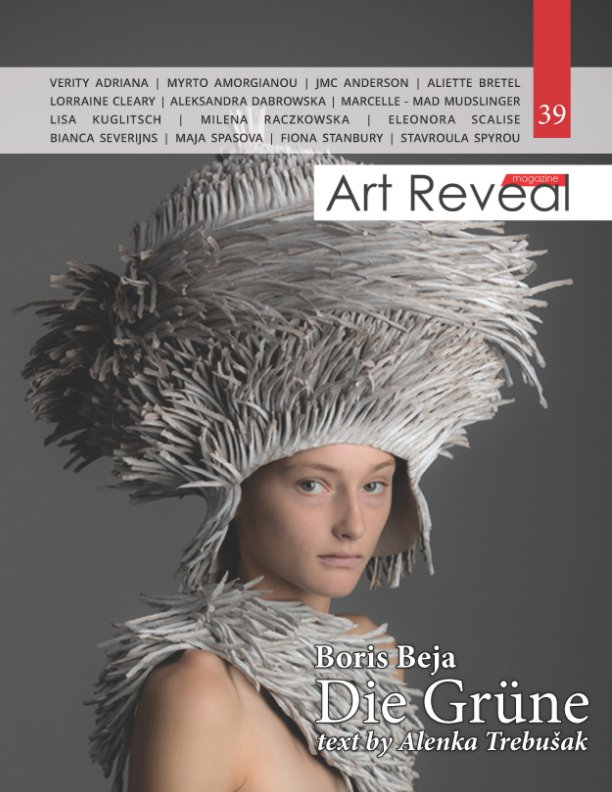 View Art Reveal Magazine #39 by Anne Grahm, Tero Koskinen