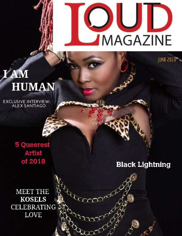 View OutLoud Magazine by Tyra Hairston