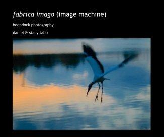 fabrica imago (image machine) book cover