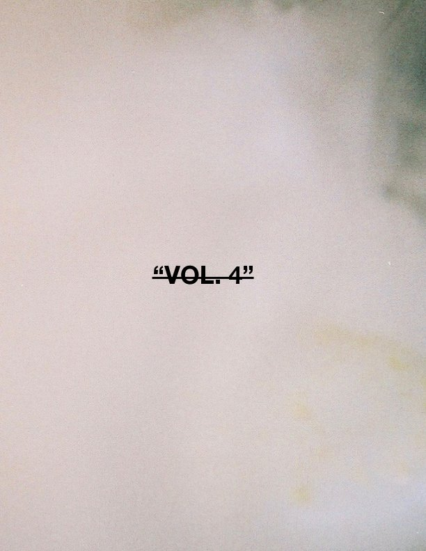 """View """"VOL. 4"""" by THE COLLECTIVE"""