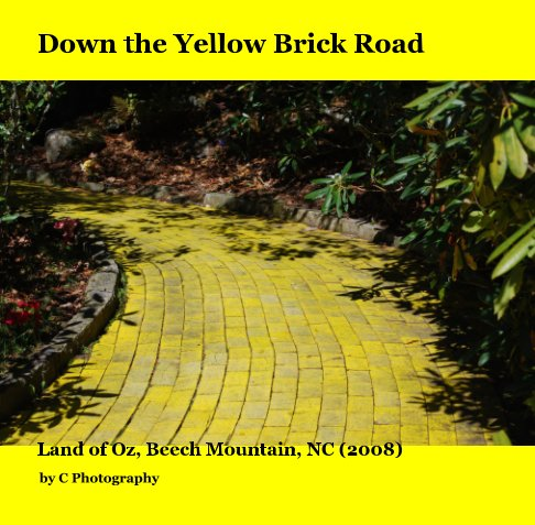 View Down the Yellow Brick Road by C. Photography