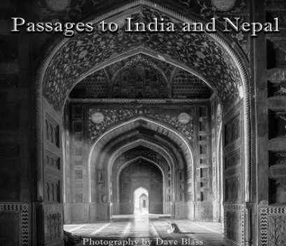 Passages to India and Nepal book cover