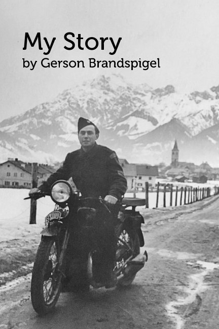 View My Story by Gerson Brandspigel