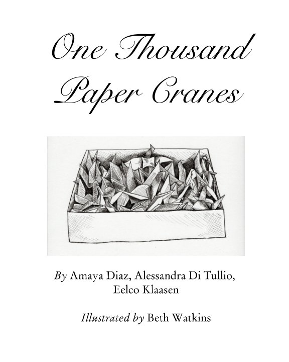 View One Thousand Paper Cranes by Diaz, Di Tullio, Klaasen