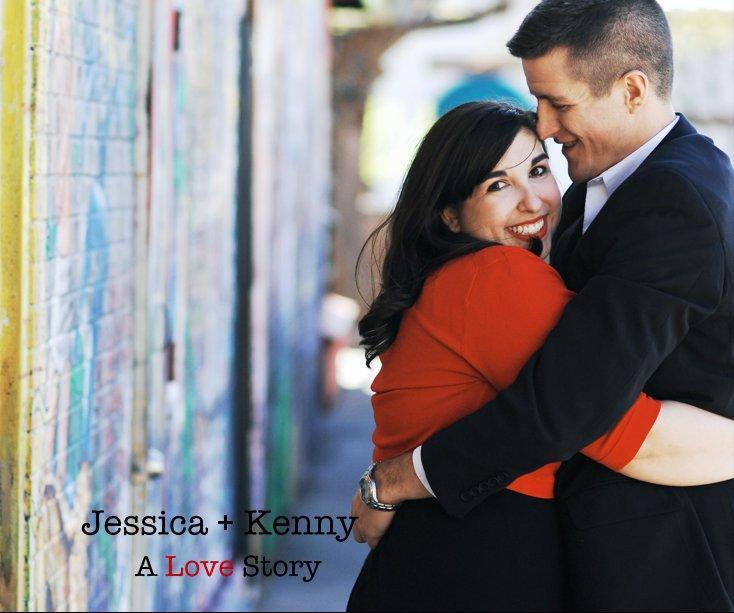 View Jessica + Kenny A Love Story by jeslynn02
