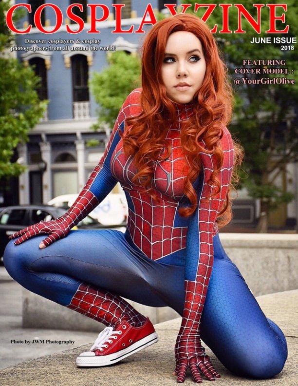 View CosplayZine June 2018 Issue by cosplayzine