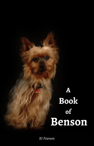 View A Book of Benson by BJ Pearson