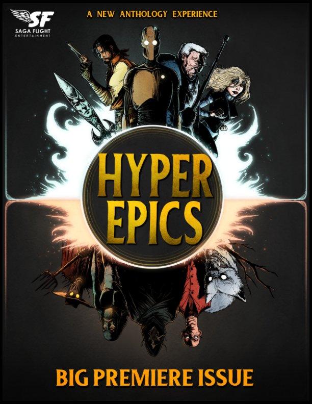 View Hyper Epics - Volume 1 by Tom Hoover, Thomas Tuna