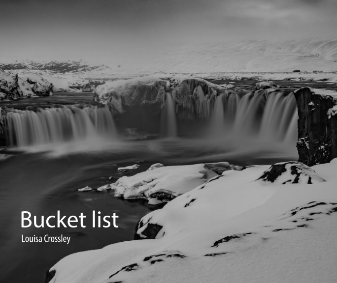 View Bucket list by Louisa Crossley
