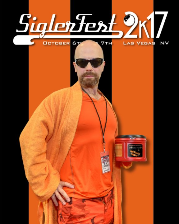 View SiglerFest 2k17 by Bruce F Press, Scott Sigler