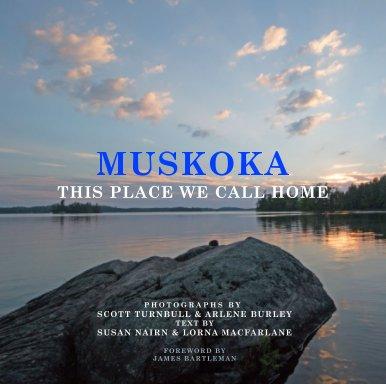 Muskoka book cover