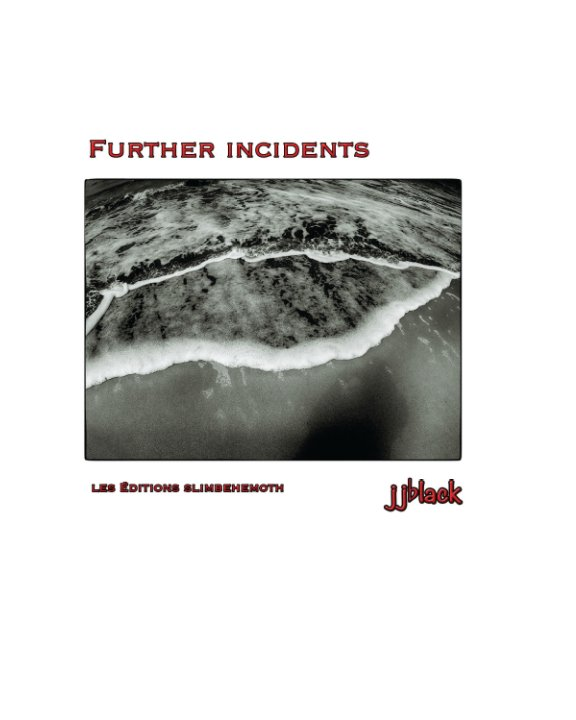 View Further Incidents by jjblack