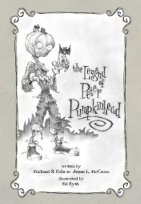 The Legend of Peter Pumpkinhead book cover