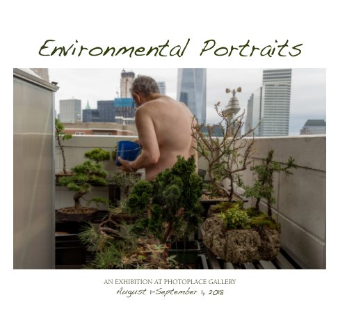 View Environmental Portraits, Softcover by PhotoPlace Gallery