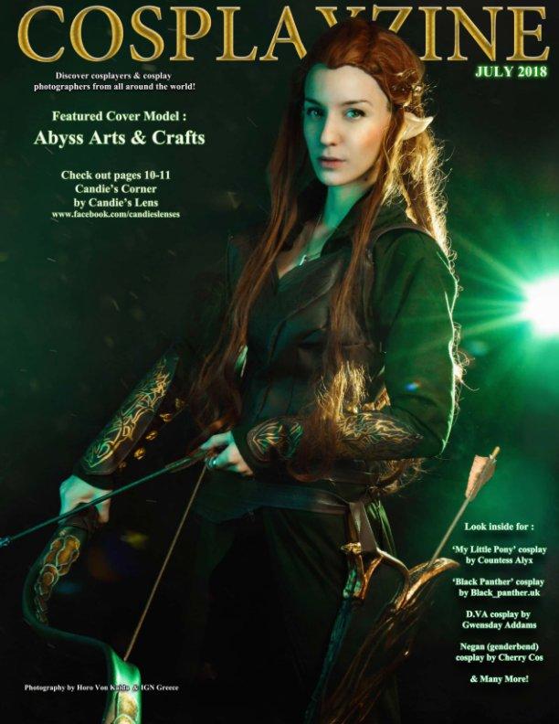 View CosplayZine July 2018 issue by cosplayzine