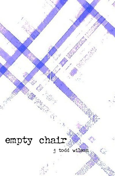 View empty chair by j todd wilson