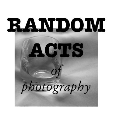 Random Acts of Photography book cover
