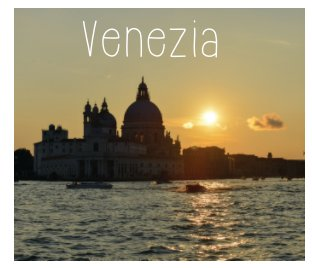 Venise book cover