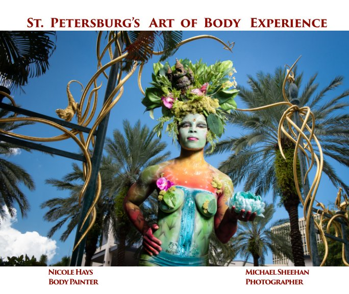 View St. Petersburg Art Of Body Experience (SoftCover) by Michael Sheehan, Nicole Hays