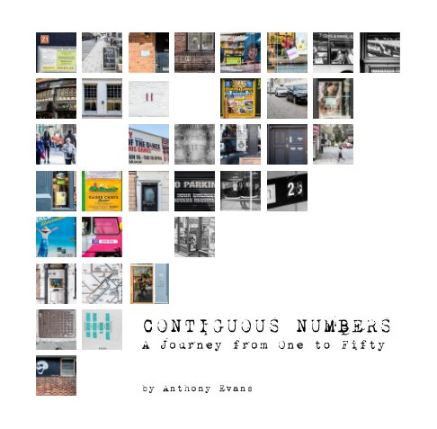 View Contiguous Numbers by Anthony Evans