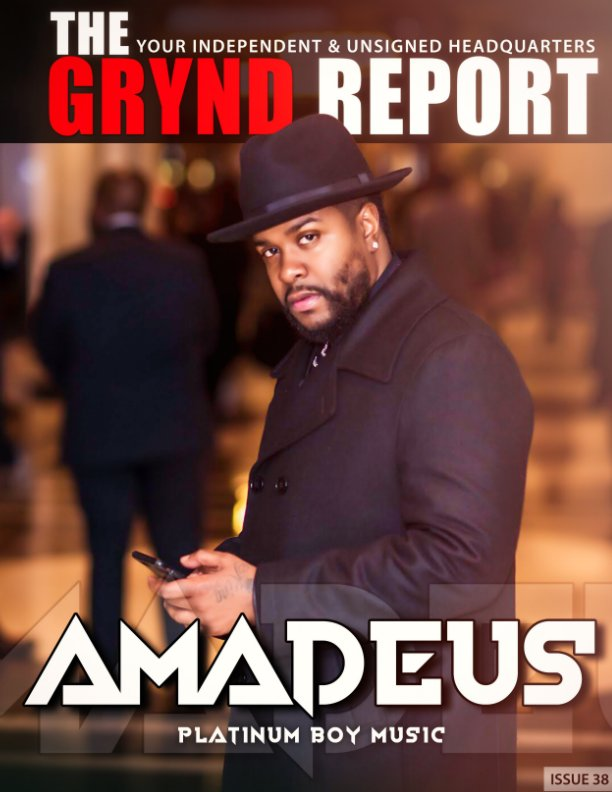 View The Grynd Report Issue 38 by TGR MEDIA