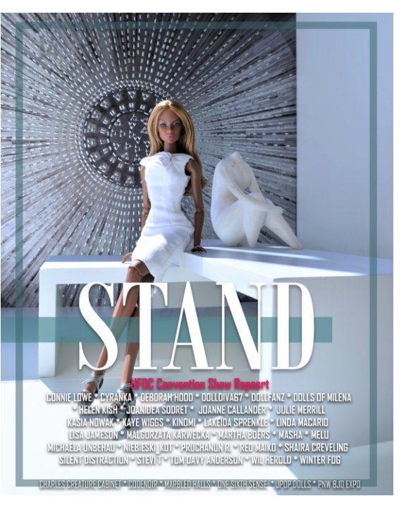 View STAND - Volume 14 Fashion by Stand